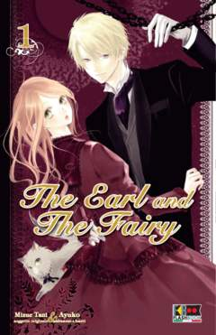 Copertina EARL & THE FAIRY (m4) n.1 - THE EARL & THE FAIRY, FLASHBOOK