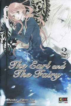 Copertina EARL & THE FAIRY (m4) n.2 - THE EARL & THE FAIRY, FLASHBOOK