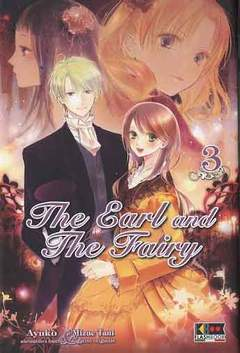 Copertina EARL & THE FAIRY (m4) n.3 - THE EARL & THE FAIRY, FLASHBOOK