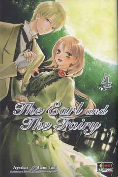Copertina EARL & THE FAIRY (m4) n.4 - THE EARL & THE FAIRY, FLASHBOOK