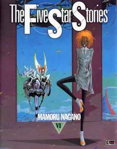 Copertina FIVE STAR STORIES (m12) n.6 - THE FIVE STAR STORIES, FLASHBOOK