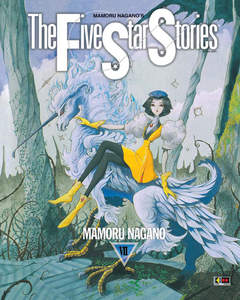 Copertina FIVE STAR STORIES (m12) n.7 - THE FIVE STAR STORIES, FLASHBOOK