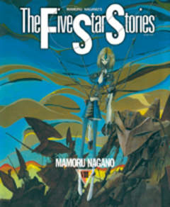 Copertina FIVE STAR STORIES (m12) n.8 - THE  FIVE STAR STORIES, FLASHBOOK
