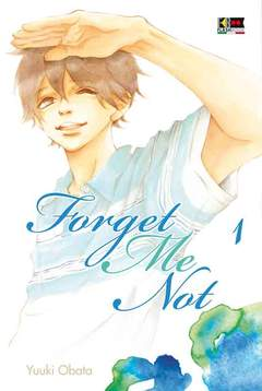 Copertina FORGET ME NOT n.1 - FORGET ME NOT, FLASHBOOK