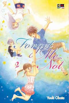 Copertina FORGET ME NOT n.2 - FORGET ME NOT, FLASHBOOK