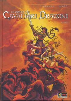 Copertina GESTA DEI CAVALIERI DRAGONI n.1 - JAINA, FLASHBOOK