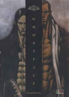 Copertina GHOSTFACE n.1 - GHOSTFACE, FLASHBOOK