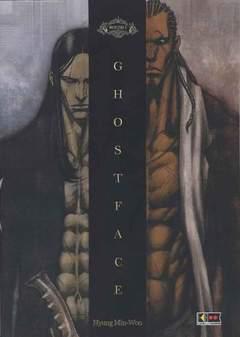 Copertina GHOSTFACE n.1 - GHOSTFACE, FLASHBOOK