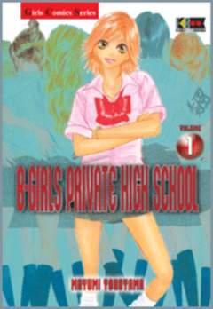 Copertina B-GIRLS PRIVATE HIGH SCHOOL M3 n.1 - B-GIRLS PRIVATE H.S. M3      1, FLASHBOOK
