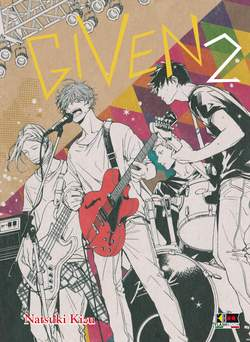 Copertina GIVEN n.2 - GIVEN, FLASHBOOK