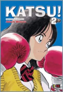 Copertina KATSU! n.2 - KATSU!, FLASHBOOK