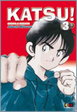 Copertina KATSU! n.3 - KATSU!, FLASHBOOK