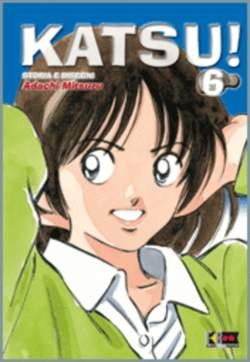 Copertina KATSU! n.6 - KATSU!, FLASHBOOK