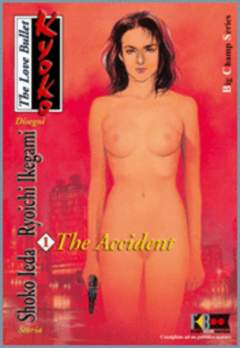 Copertina KYOKO M2 n.1 - THE ACCIDENT, FLASHBOOK