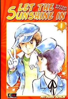 Copertina LET THE SUNSHINE IN (m5) n.1 - HIATARI RYOKO! (QUESTA ALLEGRA GIOVENTU'), FLASHBOOK