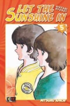 Copertina LET THE SUNSHINE IN (m5) n.5 - HIATARI RYOKO! (QUESTA ALLEGRA GIOVENTU'), FLASHBOOK