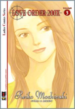 Copertina LOVE ORDER 200X n.3 - LOVE ORDER 200X M4           3, FLASHBOOK