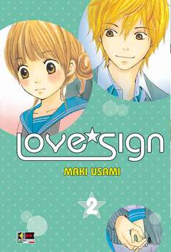 Copertina LOVE SIGN (m5) n.2 - LOVE SIGN, FLASHBOOK
