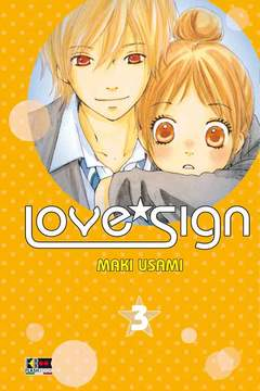 Copertina LOVE SIGN (m5) n.3 - LOVE SIGN, FLASHBOOK