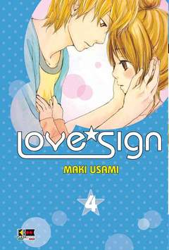 Copertina LOVE SIGN (m5) n.4 - LOVE SIGN, FLASHBOOK