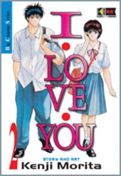Copertina I LOVE YOU M3 n.2 - I LOVE YOU M3, FLASHBOOK
