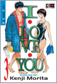 Copertina I LOVE YOU M3 n.3 - I LOVE YOU M3                3, FLASHBOOK