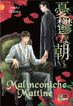 Copertina MALINCONICHE MATTINE n.1 - MALINCONICHE MATTINE, FLASHBOOK