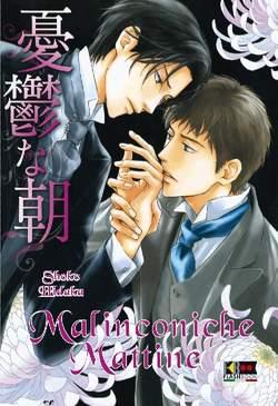 Copertina MALINCONICHE MATTINE n.2 - MALINCONICHE MATTINE, FLASHBOOK