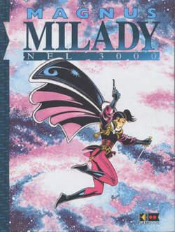 Copertina MILADY NEL 3000 n.0 - MILADY NEL 3000, FLASHBOOK