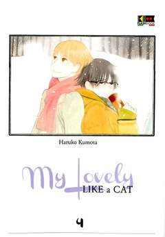 Copertina MY LOVELY LIKE A CAT n.4 - MY LOVELY LIKE A CAT, FLASHBOOK