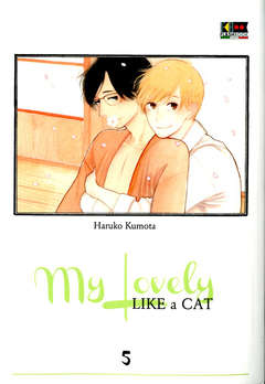 Copertina MY LOVELY LIKE A CAT n.5 - MY LOVELY LIKE A CAT, FLASHBOOK
