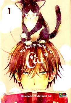 Copertina MY ROOMMATE IS A CAT n.1 - MY ROOMMATE IS A CAT, FLASHBOOK