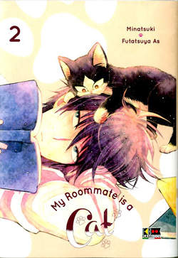 Copertina MY ROOMMATE IS A CAT n.2 - MY ROOMMATE IS A CAT, FLASHBOOK