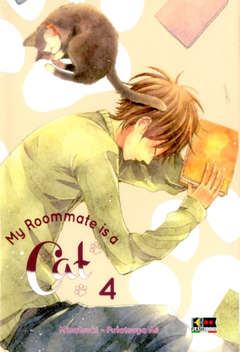 Copertina MY ROOMMATE IS A CAT n.4 - MY ROOMMATE IS A CAT, FLASHBOOK