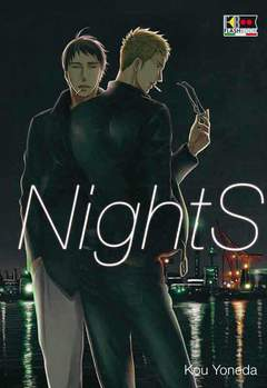 Copertina NIGHTS n.0 - NIGHTS, FLASHBOOK