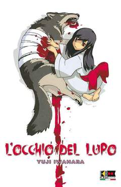 Copertina OCCHIO DEL LUPO n. - L'OCCHIO DEL LUPO, FLASHBOOK