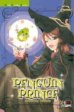 Copertina PENGUIN PRINCE n.0 - PENGUIN PRINCE, FLASHBOOK