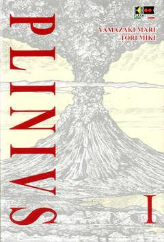 Copertina PLINIUS n.1 - PLINIUS, FLASHBOOK