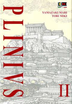 Copertina PLINIUS n.2 - PLINIUS, FLASHBOOK