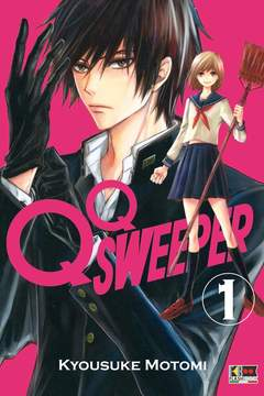 Copertina QQ SWEEPER (m3) n.1 - QQ SWEEPER, FLASHBOOK