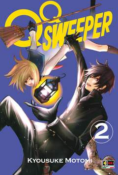 Copertina QQ SWEEPER (m3) n.2 - QQ SWEEPER, FLASHBOOK