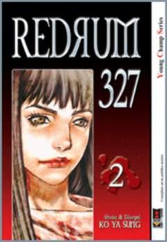 Copertina REDRUM 327 m3 n.2 - REDRUM 327 m3                2, FLASHBOOK