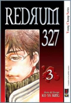 Copertina REDRUM 327 m3 n.3 - REDRUM 327 m3                3, FLASHBOOK