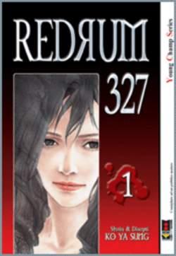 Copertina REDRUM 327 n.1 - REDRUM 327 m3                1, FLASHBOOK