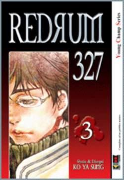 Copertina REDRUM 327 n.3 - REDRUM 327 m3                3, FLASHBOOK