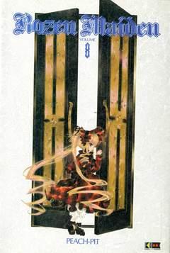 Copertina Rozen Maiden n.8 - ROZEN MAIDEN, FLASHBOOK
