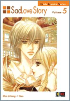 Copertina SAD LOVE STORY n.05 - SAD LOVE STORY 5, FLASHBOOK