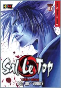 Copertina SAL LE TOP n.3 - SAL LE TOP (DI 11)           3, FLASHBOOK