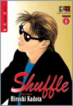 Copertina SHUFFLE M6 n.6 - SHUFFLE M6                   6, FLASHBOOK