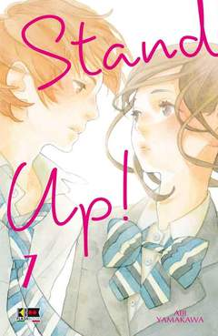 Copertina STAND UP! n.01 - STAND UP!, FLASHBOOK